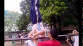 tớ tập xà kép 06/09/2011