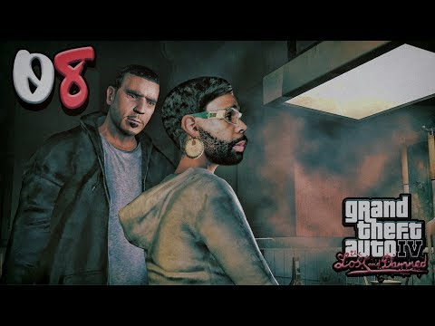GTA The Lost and Damned  - Gameplay Walkthrough Part 8 - OTIS GOT BEASTED