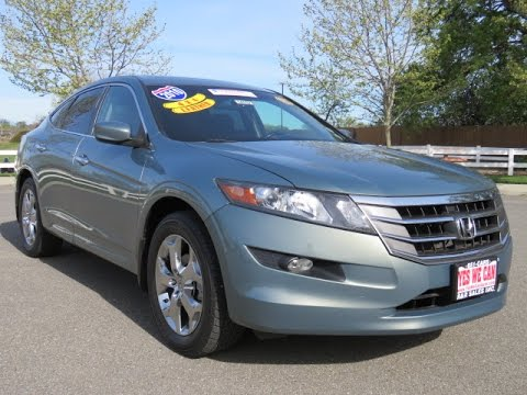 2010 Honda Accord Crosstour Used Cars Chico Ca Watch The