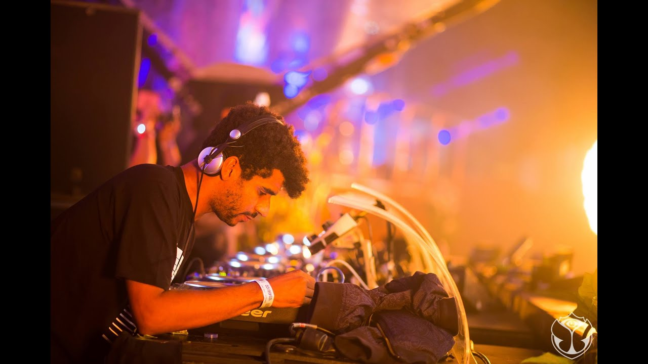 Jamie Jones - Live @ Tomorrowland Belgium 2015