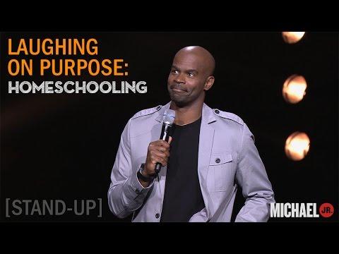 Homeschooling   Stand Up   Michael Jr