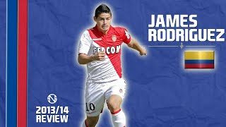 James Rodriguez´ beste Szenen beim AS Monaco