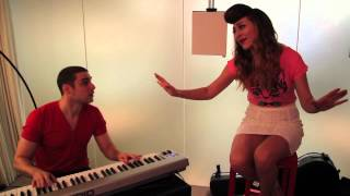 "Karmin | ""Brokenhearted"" - [Live Performance]: SBTV"