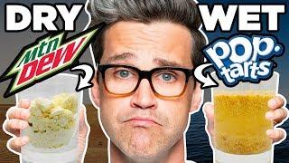 Video Wet Dry Food Vs. Dry Wet Food Taste Test MP3, 3GP, MP4, WEBM, AVI, FLV Agustus 2019