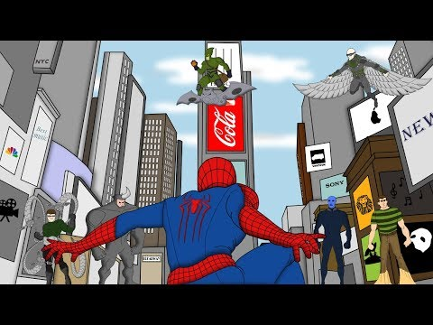 Video The Amazing Spider-Man vs The Sinister Six - Fanmade trailer download in MP3, 3GP, MP4, WEBM, AVI, FLV January 2017