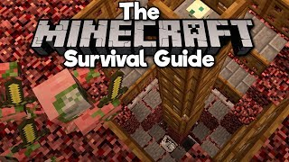Our First Gold Farm! • The Minecraft Survival Guide (Tutorial Lets Play) [Part 92]