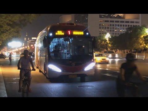 Elektrobusse: So sieht Chinas Verkehrswende aus