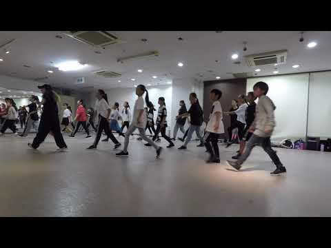 Lesson Movie HIPHOPkids&Jr中級/NANA