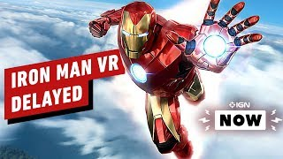 Iron Man VR Is the Latest Delayed Game of 2020 - IGN Now by IGN