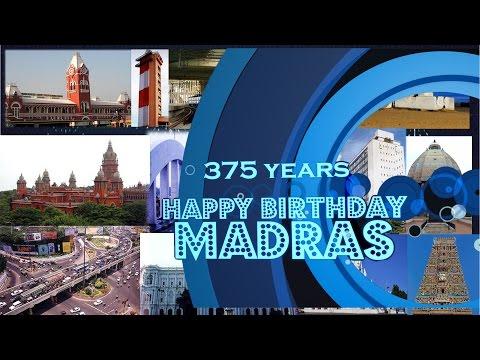 IndiaGlitz Celebrates The Spirit of Madras - Then & Now! | Chennai 375 years Celebration