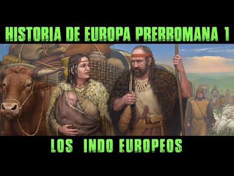 EUROPA PRERROMANA 1: Indoeuropeos, Tartessos e Íberos