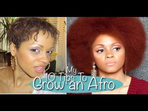 Afro - please see this video for scripture:http://youtu.be/xcBFuyKDX9A Natural Hair Journey: Fast & Cute Afro Puffs and Scriptures on Hair xHey guys, I've had so ma...