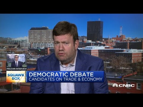 There were no losers, or big winners: Political pollster on Democratic debate