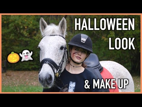 LOOK DE CAVALIER POUR HALLOWEEN - Mathilde & Sligo