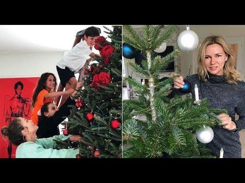 So laufen die Weihnachtsvorbereitungen bei den Star ...