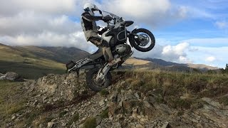 3. Fast OffRoad with my BMW R 1200 GS Adventure