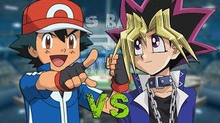 Ash Ketchum vs Yugi Muto. Épicas Batallas de Rap del Frikismo T2 | Keyblade