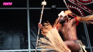 Festival Internacional de Folclore na Feira