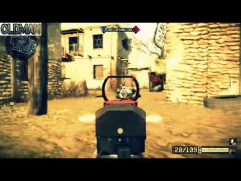 Warface H&K MP7 Frag Movie [Oldman]