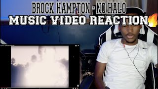 No Halo - BROCKHAMPTON - REACTION - (First Time Listening to BrockHampton)