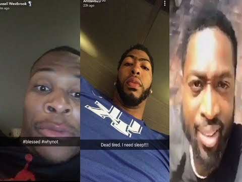 NBA Players React to Kyrie Irving Trade to the Celtics (видео)