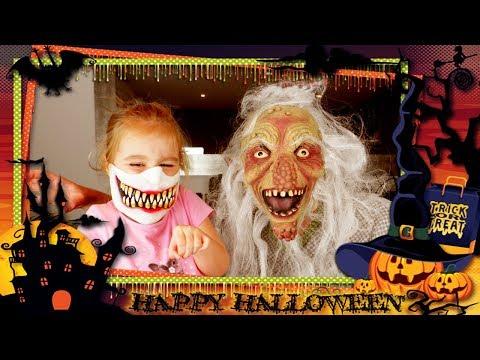 BangGood - Halloween 2017 - On a trouvé des masques monstueux dans un coffre ! Mask (Unboxing)