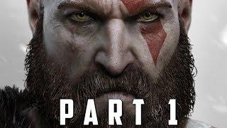 GOD OF WAR Walkthrough Gameplay Part 1 - INTRO (God of War 4)