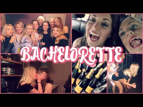 Video TOO MUCH CHAMPAGNE! HEN PARTY/ BACHELORETTE VLOG download in MP3, 3GP, MP4, WEBM, AVI, FLV January 2017