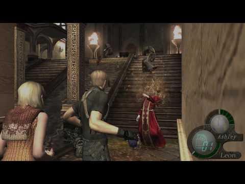 Resident Evil 4 : vidéo de gameplay 2/2