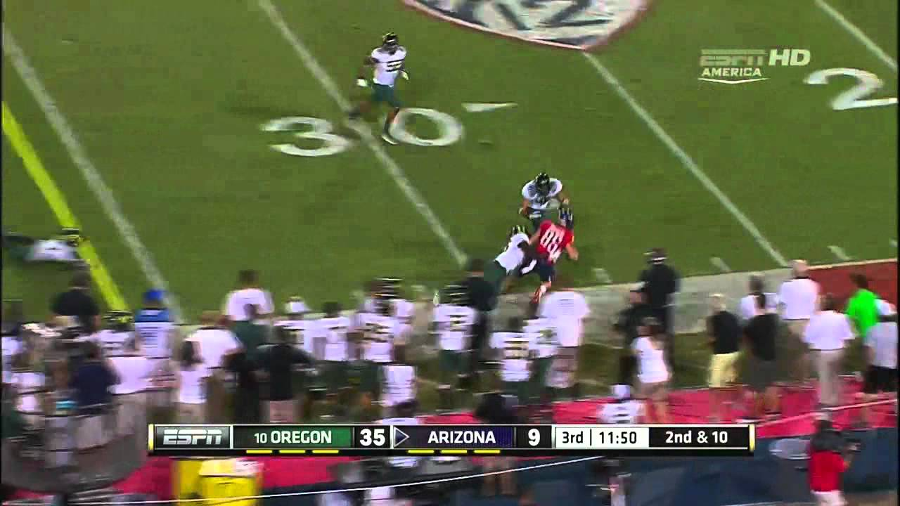 David Douglas vs Oregon (2011) vs Oregon (2011)