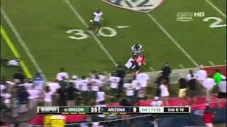 David Douglas vs Oregon (2011) vs Oregon (2011)