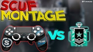 SCUF MONTAGE [Best Moments & Best Actions] Rainbow Six Siege ITA