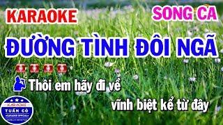 karaoke-duong-tinh-doi-nga-song-ca-fm-nhac-song-beat-hay-tuan-co-karaoke