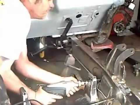 How to Install a Dual Master Cylinder in a Chevy/GMC Pickup 1947-55 – Part 3
