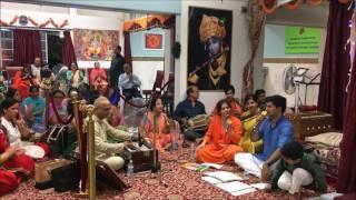Aao Maat Ji Twada Mandir Sajaya Hai