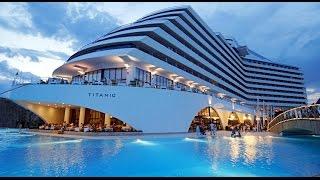 Antalya Turkey  city photos gallery : Titanic Beach Lara Resort Hotel - Antalya, Turkey