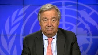 United Nations Day - António Guterres (UN Secretary-General)