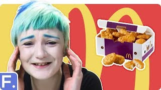 Video People Try McDonald's For The First Time MP3, 3GP, MP4, WEBM, AVI, FLV Januari 2018