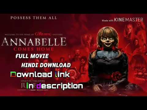 Annabelle comes home full movie hindi Download