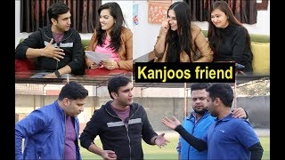 Video Kanjoos friend in every group - | Lalit Shokeen Films | MP3, 3GP, MP4, WEBM, AVI, FLV Januari 2018