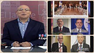 Gobierno de Danilo Medina se burla de la transparencia El Jarabe