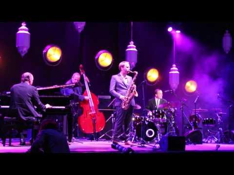 Bernd Reiter Quartet  @ Festival Jazz Au Chellah 2016