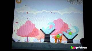 Angry Birds Seasons Gameplay (Valentins-Edition)