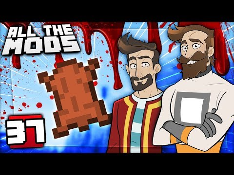 Minecraft: All The Mods (видео)