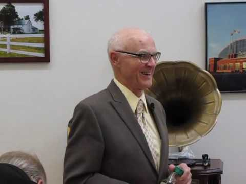 Another Moment From Wayne Glenn's 2,000th Radio Broadcast of