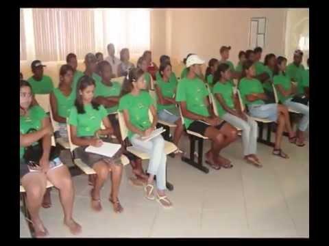 visita a Copril em Itambacuri