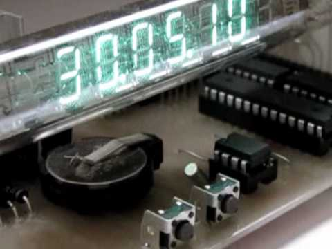 IW 18 - My IW-18 Clock with thermometer. http://www.elektroda.pl/rtvforum/viewtopic.php?t=1680725&highlight=