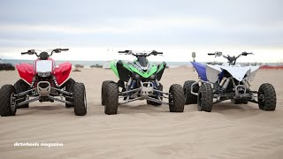 9. Dirtwheels Modified 450 Shootout - Kawasaki vs Yamaha vs Honda