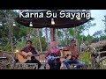Download Lagu Near - Karna Su Sayang ft Dian Sorowea Cover by Ferachocolatos ft. Gilang & Bala Mp3 Free