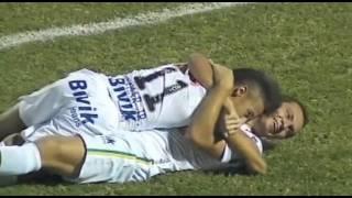 Relembre todos os gols do Peixe na campanha do TRI da Libertadores.